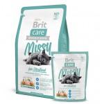 Brit Care Cat Missy for Sterilised для стерилизованных кошек 400гр