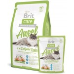 Brit Care Cat Angel Delighted Senior для пожилых кошек  400гр