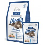 Brit Care Cat Monty I'm Living Indoor  для кошек живущих в помещении 2кг