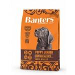 35039 Banters Puppy Junior Large д/щенков крупных пород Курица с рисом - 3кг