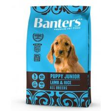 35037 Banters Puppy Junior  д/щенков Ягненок с рисом - 3кг