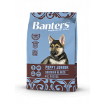 35035 Banters Puppy Junior  д/щенков  Курица с рисом - 3кг