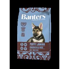 35036 Banters Puppy Junior  д/щенков  Курица с рисом - 15кг