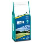 10712 BOZITA SENSITIVE 21/11 сухой корм для взрослых собак Ягненок/рис 2кг*4
