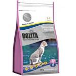 30510 BOZITA Funktion Sensitive Hair&Skin сухой корм для кошек с чувствительной кожей и шерстью 400гр*5