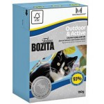 2163 BOZITA Tetra Pak Funktion Outdoor& Active кусочки Лося в желе для Активных кошек 190гр*16