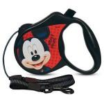 Disney WD1002 Поводок-Рулетка Mickey M (5м до 20кг)