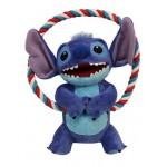 Disney WD1015 Мягкая игрушка c круглым канатом Stitch, 200 мм
