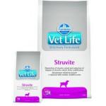 25227 FARMINA Vet Life STRUVITE диета для собак лечение и профилактика МКБ струвитных уролитов 2кг
