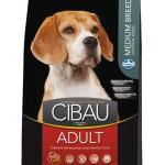 30900 CIBAU Adult Medium для собак средних пород 2,5кг
