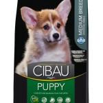 30863 CIBAU Puppy Medium для щенков средних пород 800гр