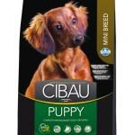 30870 CIBAU Puppy Mini для щенков мини пород 800гр