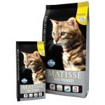 16126 МАТИСС корм д/ стерилизованных кошек и кастрированных котов 400гр