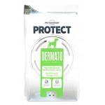 Flatazor Protect Dermato (Протект Дермато) 2кг сухой корм для собак - проблемы шерсти и кожи