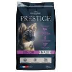 Flatazor Prestige Junior Maxi (Престиж Юниор Макси) сухой корм для щенков крупных пород -3кг