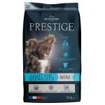 Flatazor Prestige Adult Mini Sterilized( Престиж Эдалт Мини Стерилайзед) 1кг - сухой корм для собак мелких пород, склонных к набору веса и/или стерилизованных собак