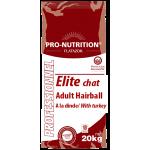 Flatazor Elite Professionnel Adult  Hairball Control с индейкой 20кг - сухой корм для взрослых кошек