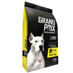 0213 GRAND PRIX LARGE ADULT LAMB СУХ. ДЛЯ СОБАК КРУПНЫХ ПОРОД  ЯГНЕНОК  - 2,5 КГ