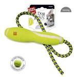 GiGwi 75008 Игрушка для собак Палка с веревкой Средняя 20см*60