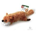 GiGwi 75016 Игрушка для собак Лиса с большой пищалкой 1*48