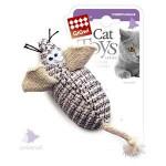 GiGwi 75035 Игрушка для кошек Мышка с погремушкой 1*160