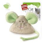 GiGwi 75041 Игрушка для кошек Мышка с кошачьей мятой 1*96