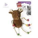 *GiGwi 75043 Игрушка для кошек Мышка с погремушкой 1*96