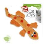 *GiGwi 75044 Игрушка для кошек Саламандра с кошачьей мятой 1*96