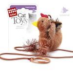 GiGwi 75067 Дразнилка на палец для кошек Петушок 1*100