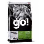 GO! NATURAL Sensitivity Беззерновой корм для щенков и собак с Индейкой для чувств. пищеварения - 230гр
