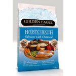 233353 Golden Eagle Holistic Salmon with Oatmeal Formula 22/12 (Голден Игл Холистик Лосось с овсянкой 22/12) сухой корм для собак — 2кг