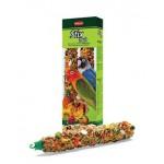 347 PADOVAN Stix Fruit Палочки д/средних попугаев с Фруктами 100г*8шт