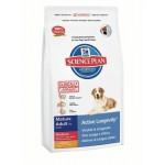 HILLS (Хиллс) 5223 сухой корм для пожилых собак средних пород Курица 1кг (Нидерланды)