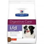 HILLS (Хиллс) Диета сухой корм для собак I/D лечение ЖКТ 12кг (Нидерланды)