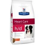 HILLS (Хиллс) Диета сухой корм для собак H/D для функции сердца 5кг