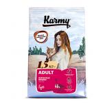 7024 KARMY ADULT   д/кошек Гусь - 1,5кг