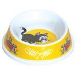 5619044 DEZZIE Миска для кошек разноуровневая  150мл, пластик