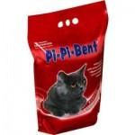 """Наполнитель Pi-Pi-Bent """"Классик"""" комкующийся для кошек (п/э пакет) 3кг"""
