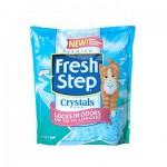 Fresh Step Crystals - наполнитель впитывающий, силикагель - 1,81кг