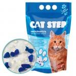 Cat Step  Наполнитель силикагель 1,67кг (3,8л)