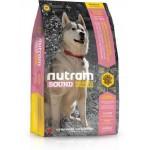 83099 Nutram Sound Adult Lamb Recipe S9 сухой корм для взрослых собак Ягненок - 2,72кг