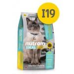 83090 Nutram Ideal Sensetiv Cat Food корм сух. д/кошек с проблемами кожи, шерсти, пищеварения 1,8кг