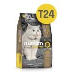 82754 Nutram Total Беззерновой корм сух. д/кошек с лососем и форелью 1,8кг