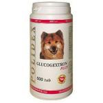 POLIDEX Глюкогекстрон плюс восстановление хрящевой ткани д/собак 500 таб.*8