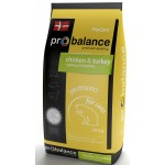 66938 ProBalance Immuno Protection Chicken & Turkey для кошек, курица/индейка -400гр