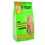 Pronature Пронатюр 28 сухой Корм для Взрослых кошек цыпленок 5кг