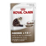 Royal Canin Эйджинг + 12 консервы для кошек 85гр 12 паучей