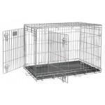 SAVIC Клетка для транспортировки животных 118*76*88см