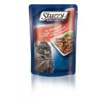 131.2502 STUZZY SPECIALITY CAT конс.д./кошек с Говядиной 100гр*24 (пауч)