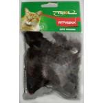 M004NС ТРИОЛ Набор для кошек Мышь цветная 10см*2шт (пакет)